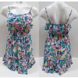 Heritage 1981 dress Medium sleeveless floral